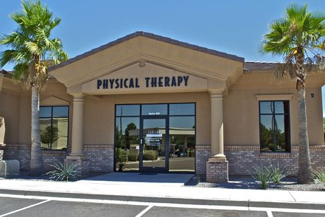 Gilbert AZ Physical Therapy Office
