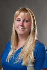 Megan Wilson is a physical therapy assistant in our physical therapy office in Maricopa, Arizona.