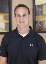 John Davis is one of the therapists in our East Mesa physical therapy office