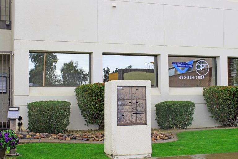 Front view of Orthopedic Performance Therapy in Mesa, Arizona