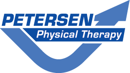 Petersen Physical Therapy logo.