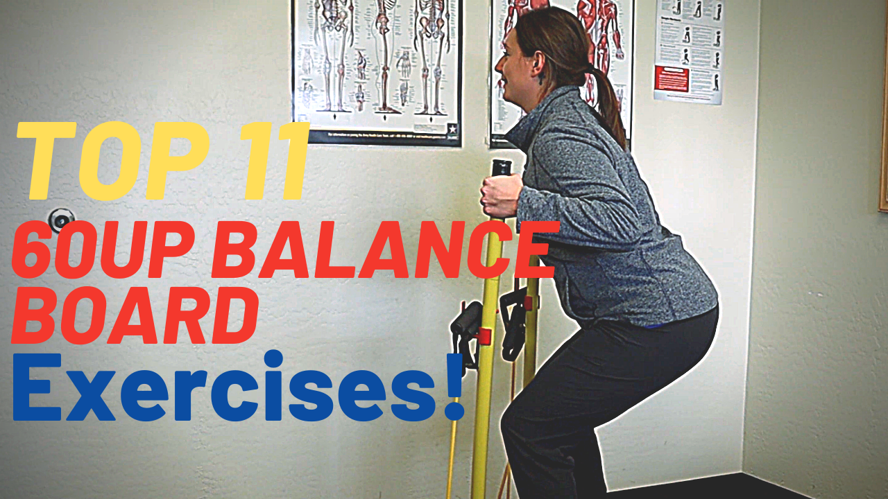 Top 11 60uP Balance Board Exercises