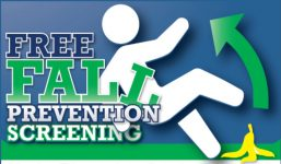 Free Fall Prevention Bus.Card front